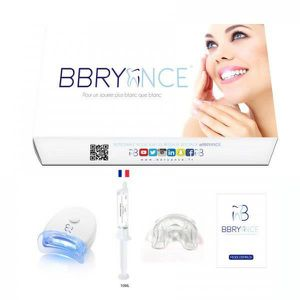 SOIN BLANCHIMENT DENTS KIT DE BLANCHIMENT DENTAIRE BBRYANCE