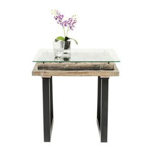 TABLE D'APPOINT Table d appoint Kalif 50x45 Kare Design