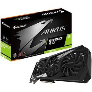 CARTE GRAPHIQUE INTERNE GIGABYTE AORUS GeForce GTX 1660 Ti 6G Carte Graphi