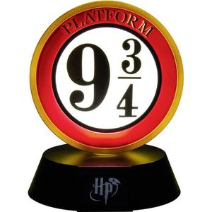 BOL Mini Lampe Harry Potter  Platform 9 3-4 Icon Light