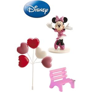 kit deco gateau minnie. Black Bedroom Furniture Sets. Home Design Ideas