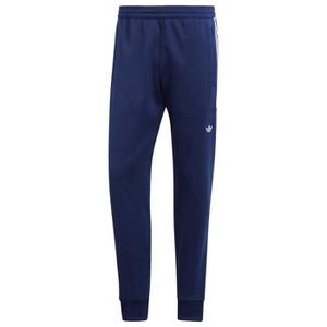 pantalon adidas bleu homme