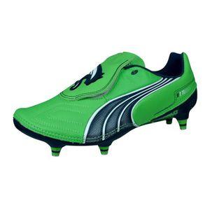 chaussure de foot terrain gras puma