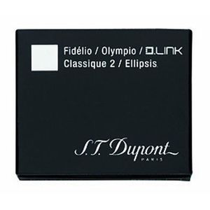 Stylo - Parure S.T. Dupont Cartouches d'encre Bleu roi 2 boîtes d