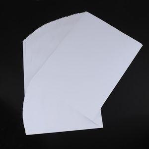 PAPIER PHOTO TOPTW 50Pcs A4 Papier Photo Autocollant Imprimante