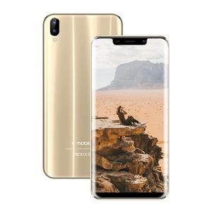 SMARTPHONE Smartphone 4G Pas Cher 5,85 Pouce Or 32Go 3800mAh