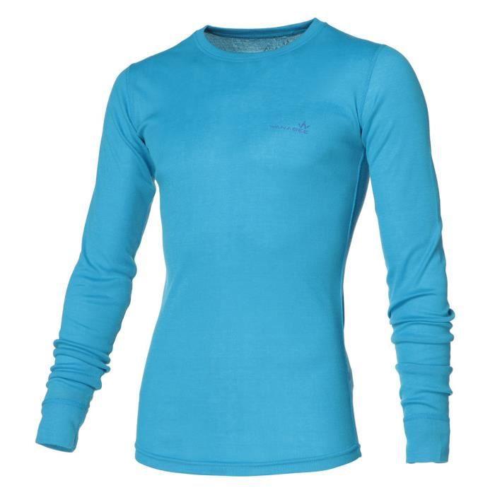 1ER PRIX Sous-vêtement de randonnée Prima WarSml - Homme - Bleu