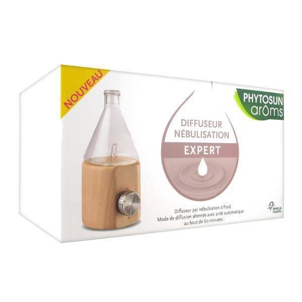 Diffuseur d'huiles essentielles par n&eacutebulisation à froid.