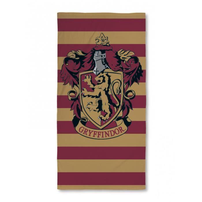 Harry Potter Moldus serviette de plage
