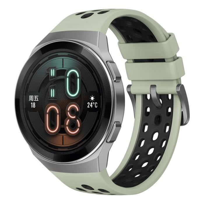 HUAWEI Watch GT 2e Vert Smart Watch 1.39 '' AMOLED Screen 14 Days Life 5ATM Waterproof Heart Rate Tracker