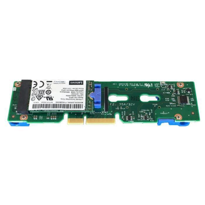 Lenovo Disque Ssd Thinksystem Cv3 128 Go Interne M.2 Sata 6Gb/S