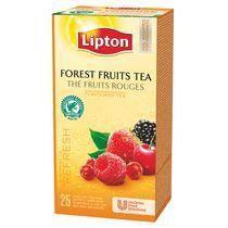 Thé Lipton Fruit rouge sachet - boîte de 25 Un …