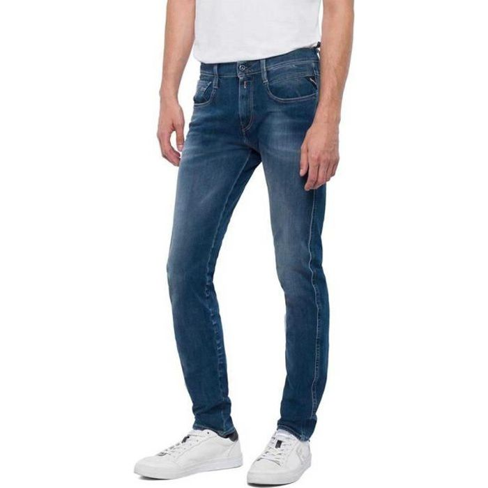 Vêtements Homme Pantalons Replay Anbass Hyperflex+ L30