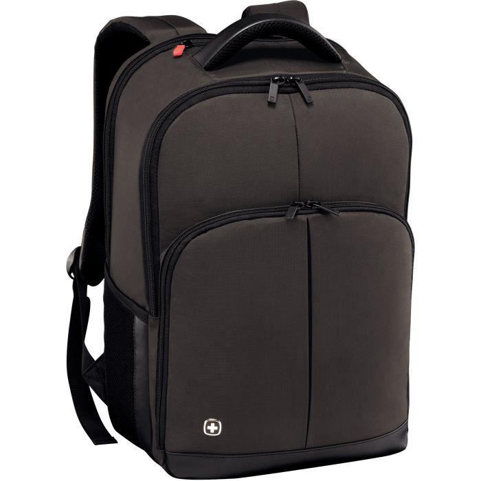 Wenger Link sac à dos pour portable avec tablette de poche 16- - Gris