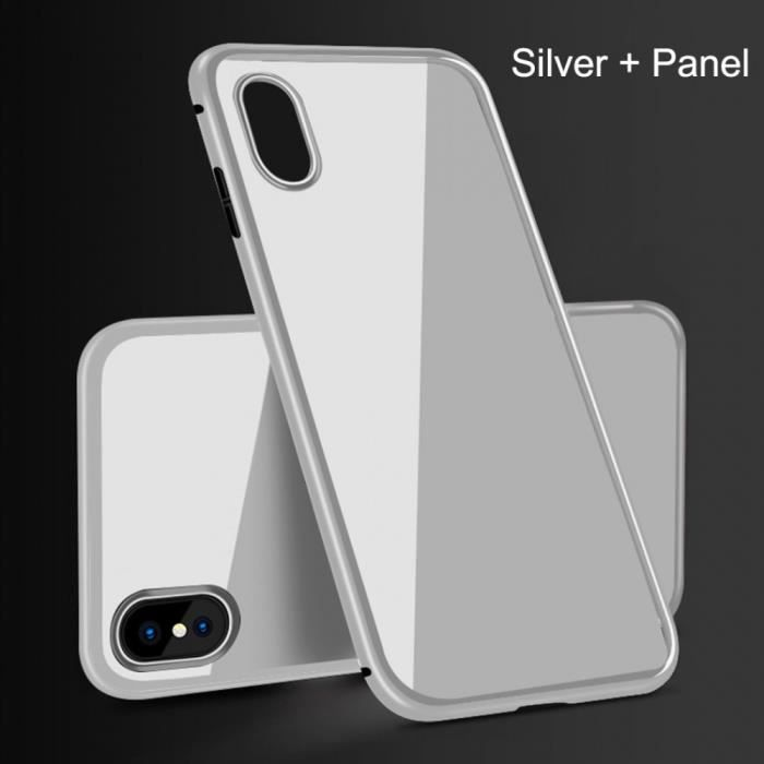 coque aimantee iphone 8 plus