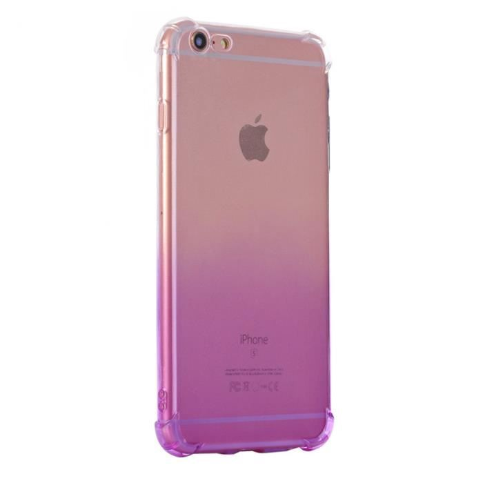 iphone 6 coque transparente silicone