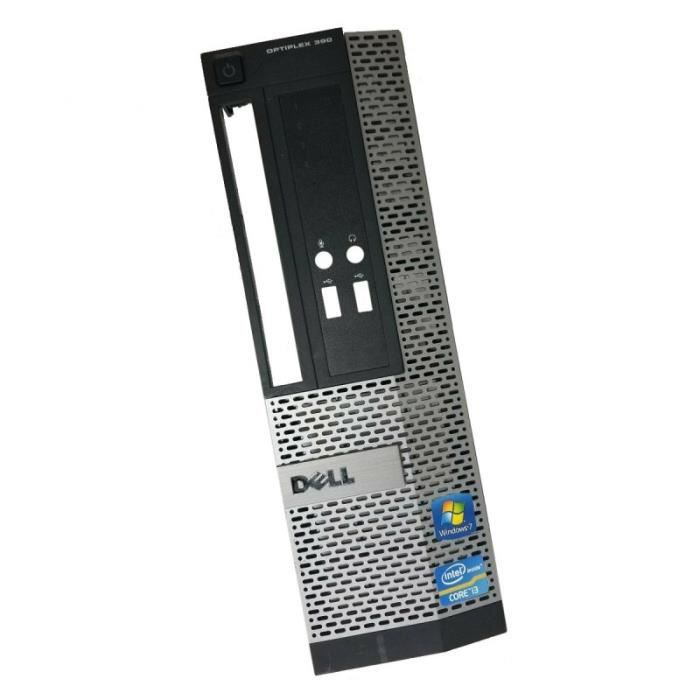 UNITÉ CENTRALE  Façade Avant PC Dell OptiPlex 390 SFF 078TRR 78TRR
