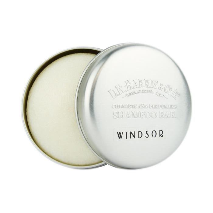 SHAMPOING D R Harris Windsor Shampoo Bar 50g