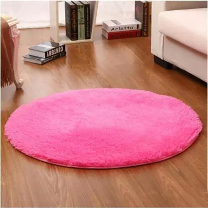 tapis salon carpet tapis chambre rond tapis shaggy yoga. Black Bedroom Furniture Sets. Home Design Ideas