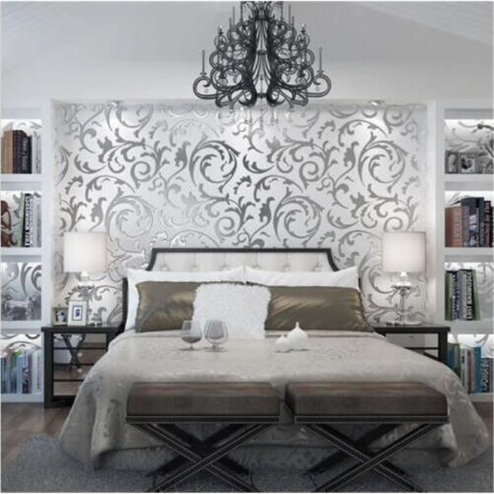 papier peint mur d coration baroque achat vente objet d coratif soldes d s le 27 juin. Black Bedroom Furniture Sets. Home Design Ideas