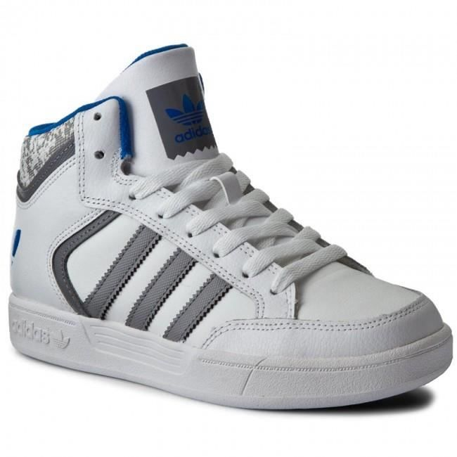 Basket ADIDAS VARIAL MID - Age - ADULTE, Couleur - BLANC, Genre - HOMME, Taille - 46 2-3