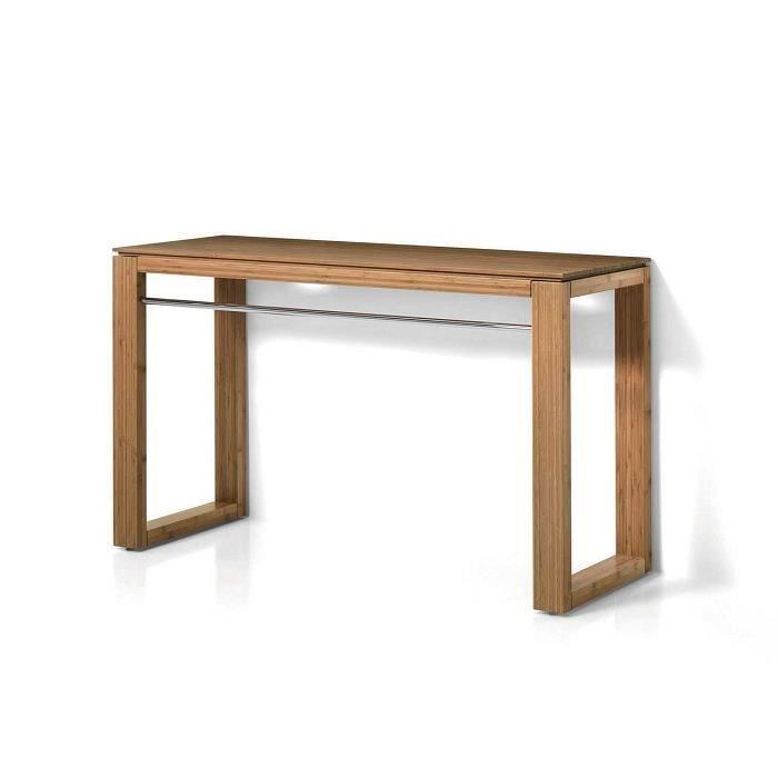 Table Pour Salle De Bains Fabrique En Bambou Bo Achat Vente