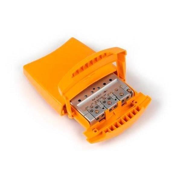 AMPLIFICATEUR HIFI Televes 535740 Amplificateur de mât 3e-1s BI-BIII-