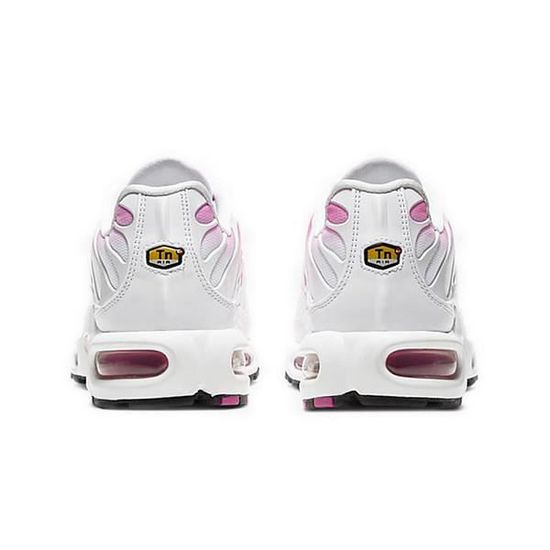 Baskets Nike Air Max Plus TN Chaussures Basket pour Femme - Rose ...