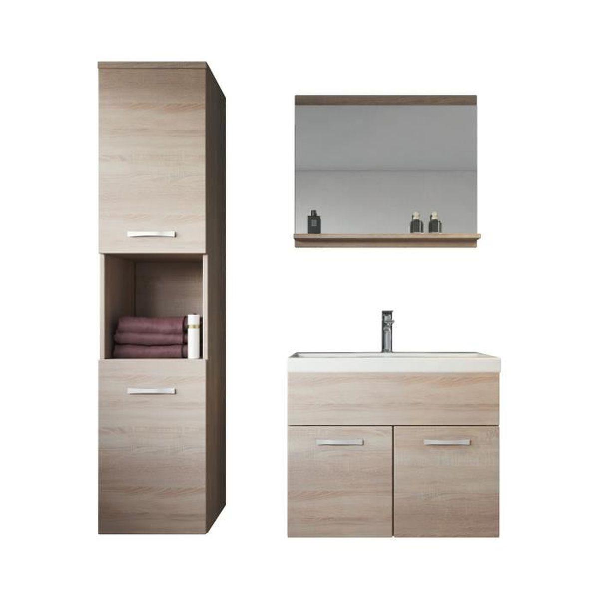 Meuble de salle de bain de Montréal 20x20 cm Meuble lavabo