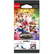 CARTE DE JEU Paquet de 5 cartes Amiibo Mario Sports Superstars