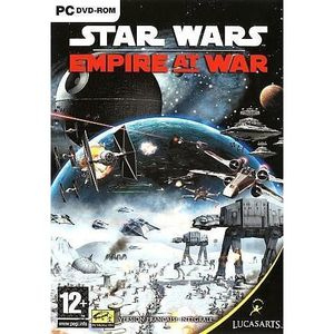 JEU PC STAR WARS EMPIRE AT WAR CLASSIC / JEU PC DVD ROM