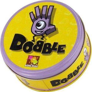 JEU SOCIÉTÉ - PLATEAU Asmodée - DOBB01FR - Jeu d'ambiance - Dobble