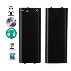 LECTEUR MP3 ouniondo® Mini 150Hr USB 8 Go Enregistreur vocal n