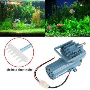 B15 pompe à air marine poisson vivant Appât aérateur système Metal Power bulle Box 12 V NEUF