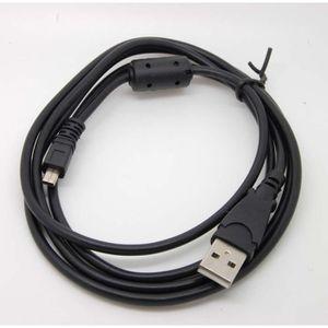 CÂBLE PHOTO Câble USB pour NIKON Coolpix S100 S02 P7800 P7700