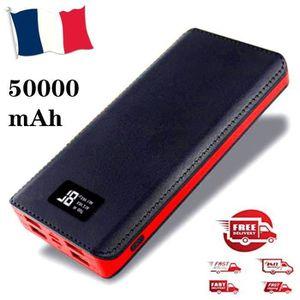 BATTERIE EXTERNE MINGJIA®50000mAh Batterie externe Ecran LCD Batter
