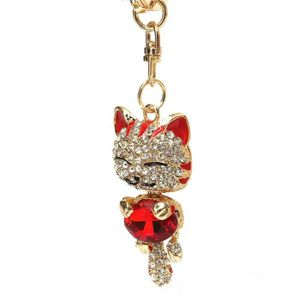 PORTE-CLÉS porte-clés chat porte-clés pour sac à main et sac