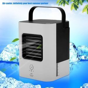 CLIMATISEUR MOBILE Mini Humidificateur climatiseur USB Portable Refro