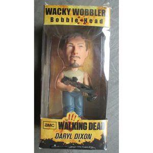 FIGURINE - PERSONNAGE figurine walking dead daryl dixon avec son arbalet