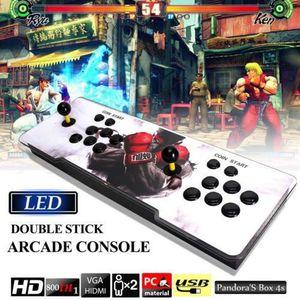 JEU CONSOLE RÉTRO Pandora's box 4S 846 en 1 TV Jamma Arcade Jeux Vid