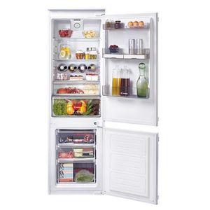 RÉFRIGÉRATEUR CLASSIQUE Réfrigérateur combiné intégrable CANDY CKBBS172FT