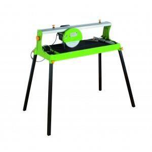 COUPE CARRELAGE Scie à carrelage sur table D. 200 mm électrique 80