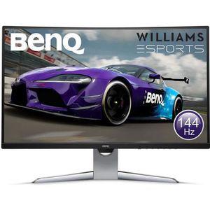 ECRAN ORDINATEUR BenQ EX3203R Écran Gaming incurvé de 31.5 pouces,
