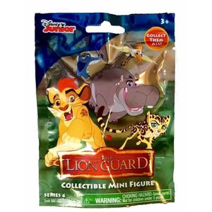 figurine personnage the lion guard series 4 sacs aveugles - Dinosaure Disney