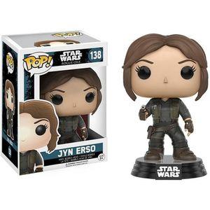 FIGURINE - PERSONNAGE Figurine Funko Pop! Star Wars Rogue One : Jyn Erso