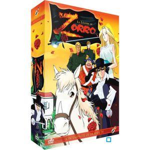 DVD DESSIN ANIMÉ La Légende de Zorro - Intégrale de la série TV (Co