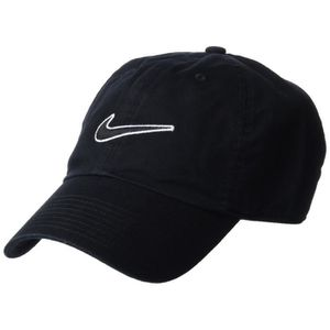 lace up in best outlet Casquette nike noire