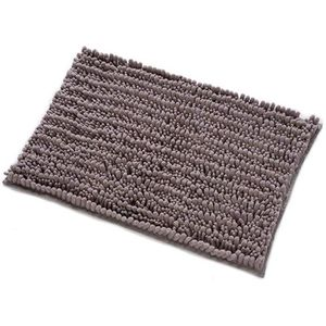 PAILLASSON @M4370 Tissu Maison Soux Microfibre Chenille de No