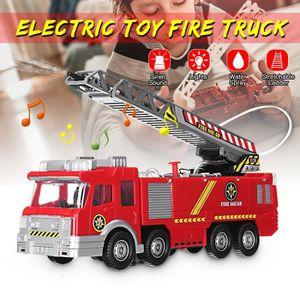 CAMION ENFANT TEMPSA Camion de pompier Jouet Modèle Eau Pulvéris