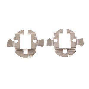 PHARES - OPTIQUES Support de Base Montage Phare Ampoule H7 Adaptateu